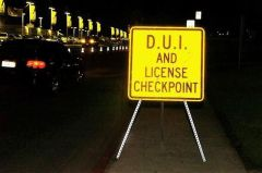 Dui License Checkpoint